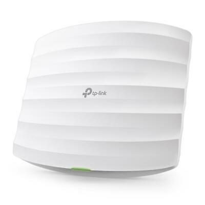 TP-Link EAP110 300Mbps Wireless N Ceiling Mount Access Point Support Passive PoE • 36.99£