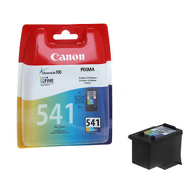 New Genuine Canon CL-541 Colour Ink Cartridge For PIXMA MG3150 (5227B005) • 17.60£