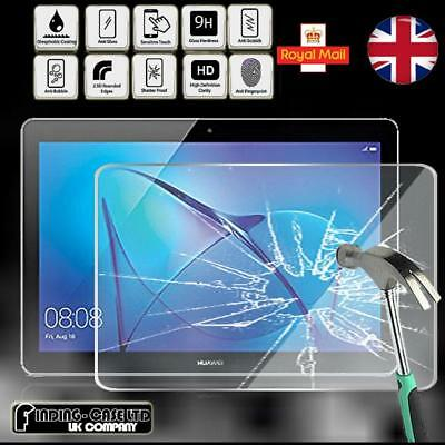 Tablet Tempered Glass Screen Protector Cover For Huawei MediaPad T3 10 9.6  • 5.99£