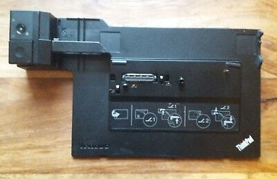 Lenovo Thinkpad 4337 Mini Dock Series 3 With USB3.0 T410 T420 T510 T520 X220 • 10.49£
