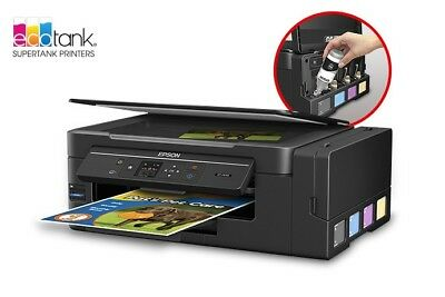 Epson EcoTank ET-2650 Printer All-in-One Wireless Inkjet Printer Refurbished  • 139.98£