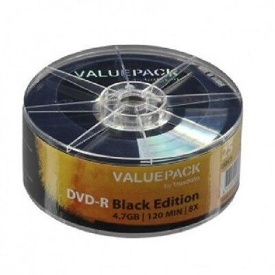 1200 Traxdata Value Pack RITEK G05 Dye 8X DVD-R BRANDED DISKS Top Disks • 153.50£