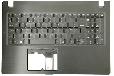 New Acer Aspire A315-21 A315-31 A315-51 Black Palmrest Cover UK QWERTY Keyboard • 44.95£