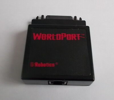 U S Robotics Worldport PCMCIA Modem Connector • 5.49£