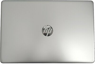 New HP 17-AK 17-BS Silver Back LCD Lid Rear Cover 926482-001 • 44.95£