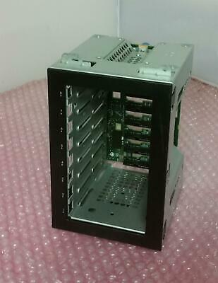 HP ProLiant ML350E G8 8x 2.5' HDD Bay Cage With Backplane 660348-001 638928-001 • 59.99£