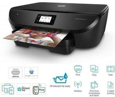 HP Envy 6220 All-in-One Wi-Fi Multifunction Printer Touch Screen And Duplex A4 • 54.95£