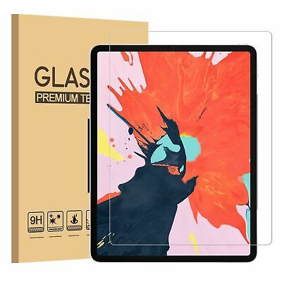100% Genuine TEMPERED GLASS Screen Protector For New Apple IPad Pro 12.9' 2018 • 4.75£