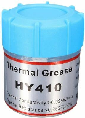 10g White Heat Thermal Grease / Paste / Silicone / Compound - 1.42W/m-k HY410 • 2.95£
