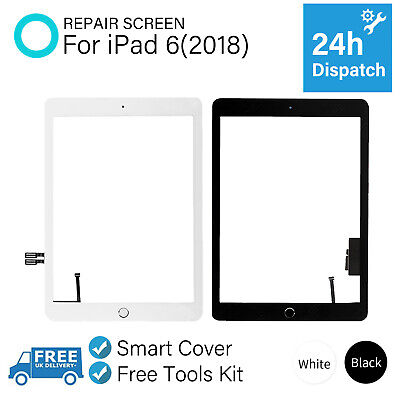 For IPad 6th Generation A1893 A1954 Screen Replacement Touch Digitizer +OEM IC • 20.29£