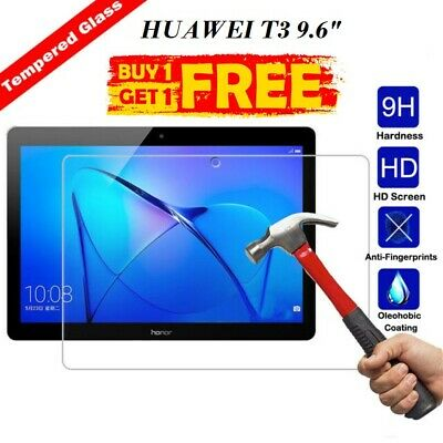 2PC TEMPERED GLASS Screen Protector For Huawei MediaPad T5 10.1   • 4.49£