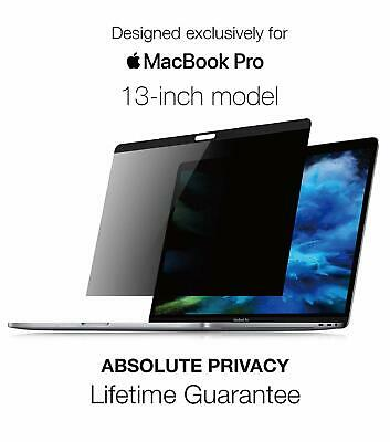 MacBook Pro 13 Privacy Screen - Patented Design Exclusively For MacBook Pro 13 • 32.99£
