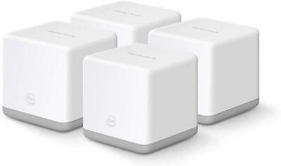 MERCUSYS 300Mbps Whole Home Mesh Wi-Fi System Halo S3(4-pack) By TP-Link • 51.99£