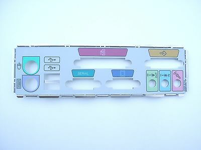 Job Lot 20 X IO IO Shield Backplate Standard Layout - Colour Coded • 20£