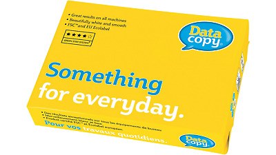 Data Copy Something For Everyday Printer Paper A4 90gsm White 500 Sheets • 5.39£