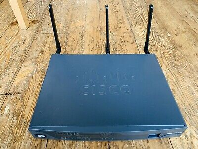 Cisco 890 Series C897VA  Router, Great Condition VDSL/ADSL • 85£