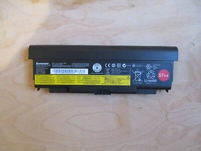 Genuine 100Wh 57++ 45N1153 Battery For Lenovo ThinkPad T440P T540P W540 Series • 54.50£