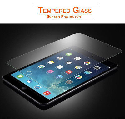 Real Tempered Glass Lcd Film Screen Protector For New Apple Ipad 9.7  2017 2018 • 3.39£