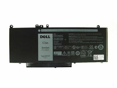 Genuine Original DELL LATITUDE E5250 E5270 E5450 E5470 E5550 E5570 BATTERY 6MT4T • 44.99£