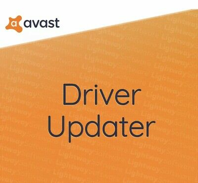Avast Driver Updater 2020 - Lifetime Key 'Activation Code' For More Then 1 PC • 3£