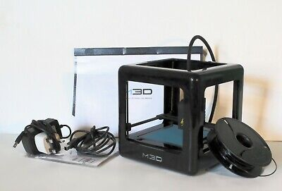 M3D Mini 3D Printer With Filament And Spare Print Bed (Read Description) • 64£