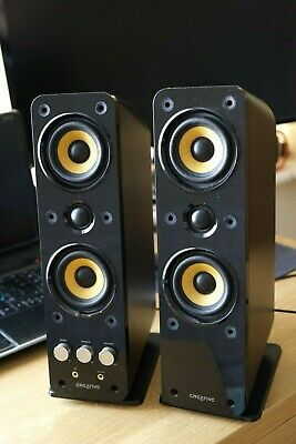 Creative Gigaworks T40 Series II Speakers Great Condition • 26£
