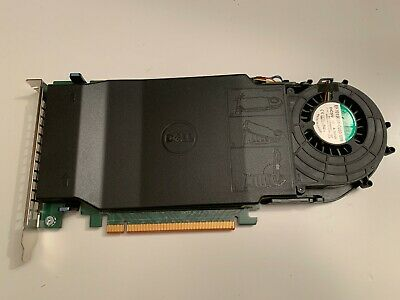Dell Ultra-Speed Drive Quad NVMe M.2 PCIe X16 Card • 79.99£