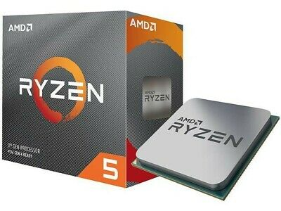 AMD Ryzen 5 3600 Processor With Wraith Stealth Cooler • 159.99£