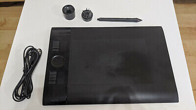 Wacom Intuos 4 Medium PTK-640 - Graphics Tablet With Pen - Used • 16£