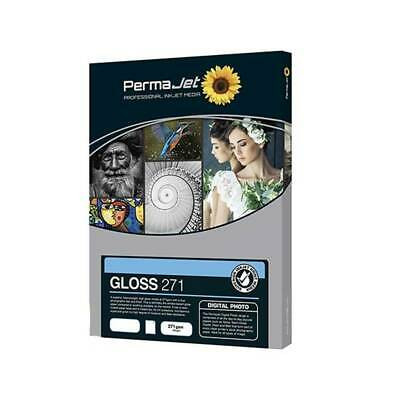 Permajet Instant Dry Gloss 271 Printing Paper | 271 GSM | Sheets & Roll • 14.99£