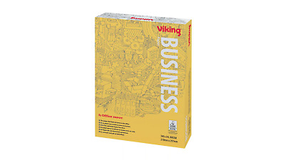 Viking Business Printer Papers A4 80gsm White 500 Sheets • 4.19£