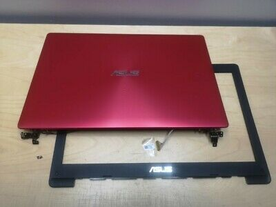 Genuine Asus X553S A553S F553S LED LCD Screen TOP Cover LID + BEZEL & Hinges Set • 23.99£