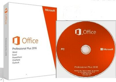 Microsoft Office For Windows 10 & 7 Word Excel PowerPoint Etc. 3 User • 14.99£