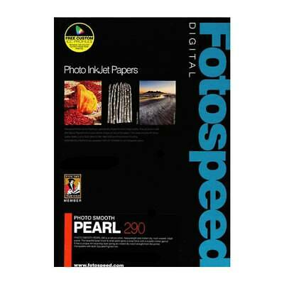 Fotospeed Smooth Pearl 290 Photo Paper | 290 GSM • 16.90£