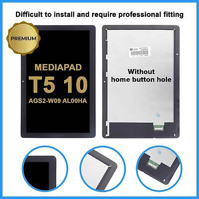 For Huawei MediaPad T5 10 Lcd Touch Screen Digitizer AGS2-W09 AL00HA Replacement • 59.99£