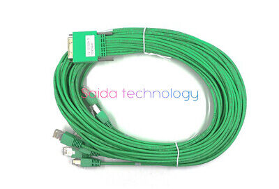 1PC CAB-HD8-ASYNC Cable For HWIC-8A HWIC-16A • 26.68£