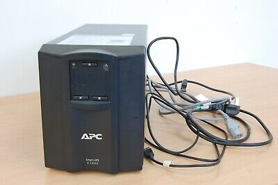 APC SMART-UPS C1000 (Uninterruptible Power Supply) Approx 18 Months Old • 125£