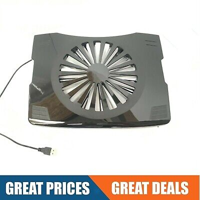Laptop Cooling Pad Stand Fan Cooler For Notebook Pc • 13.99£