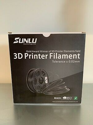 SUNLU PLA+ PLUS Filament 1.75mm For 3D Printer & 3D Pens, 1KG (2.2LBS) PLA+ 3D • 20.99£