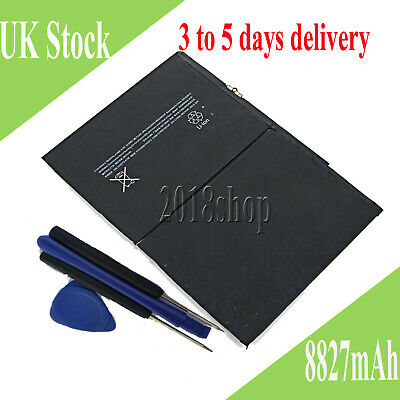 For Apple A1474, A1475, A1893, A1954, IPad 5 Battery, P/N 6712-6700, A1484 • 18.59£