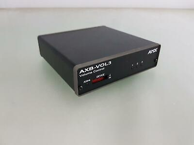 AMX AXB-VOL3 3-Channel Volume Controller FG5756 • 0.99£