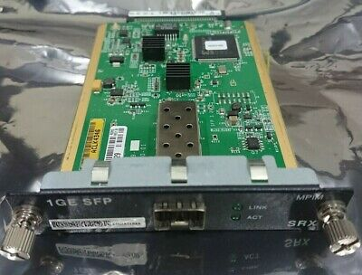 Juniper SRX-MP-1SFP-GE MPIM • 74.99£