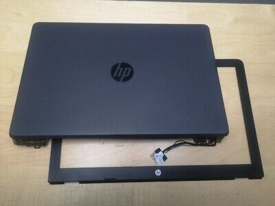 Genuine HP 255 G6 250 G6 15-BS 15-BW Series LED LCD Screen TOP Cover LID + BEZEL • 44.99£