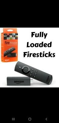 Firestick With Premium Subscription  • 115£