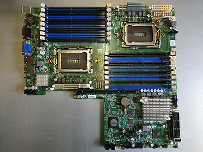 Supermicro H8dgu Motherboard Gc! • 59.99£