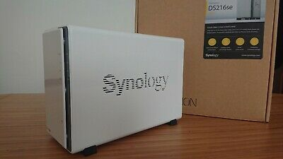 Synology DS216 SE - 3TB • 120£