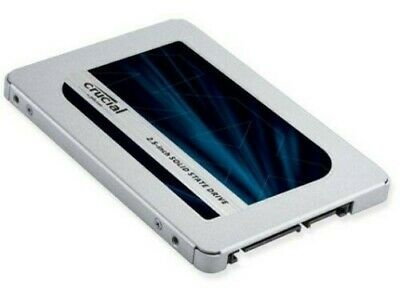 Crucial MX500 1TB,Internal,2.5 Inch SSD BRAND NEW SEALED FREE DELIVERY • 99.99£