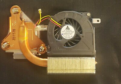 Fujitsu Lifebook S760 Set: Fan Cooler KDB05105HB Fan Mount CP46418 • 16.88£