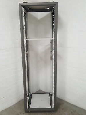 4 Post Open Frame Server Data Rack Upright Tall On Wheels • 72£
