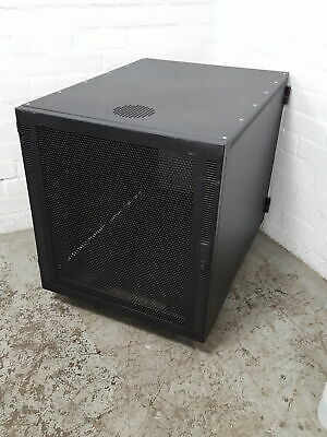 Illumina IPAR Server Data Server Cabinet On Wheels 19  Racks IT • 225£